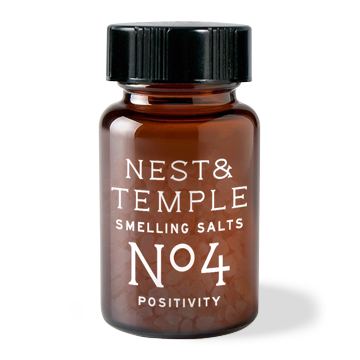 NO 4 SMELLING SALTS – POSITIVITY