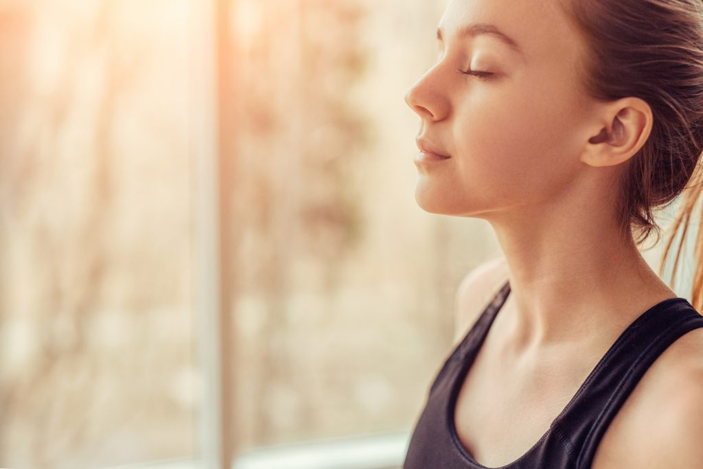 Breathe and find out how to fall asleep faster